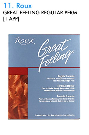 [Roux-box#11] Great Feeling Regular Perm [1 app]