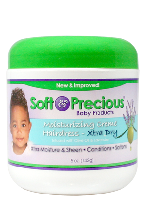 [Soft & Precious-box#8A] Moisturiz Creme Hair Dress-Extra Dry(5oz)