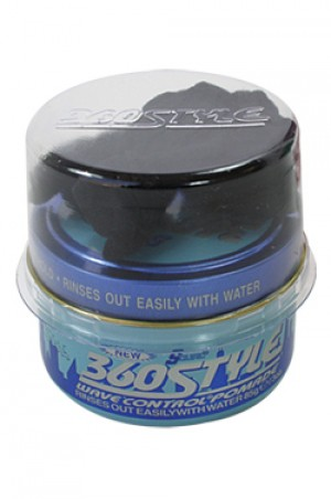 [Scurl-box#6] 360 Style Wave Control Pomade-3oz