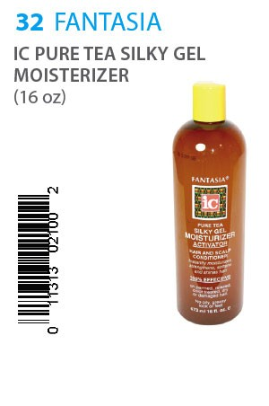 [Fantasia-box#32] IC Pure Tea Silky Gel Moisturizer (16oz)
