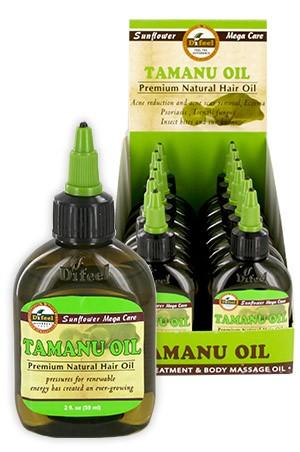 [Sunflower-box#11] Diffel Premium Natural Hair Oil (2.5oz)-Tamanu