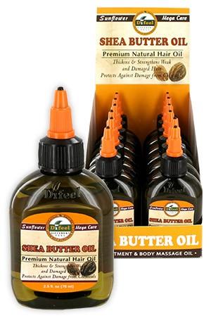[Sunflower-box#8] Diffel Premium Natural Hair Oil (2.5oz)-Shea Butter