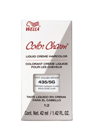 [Wella-box#3]- Color Charm Liquid Hair Color (1.4oz)