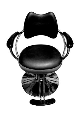 SALON CHAIR Y152 Black