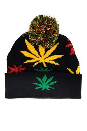 [Magic Gold-#7033] African Winter Hat -pc