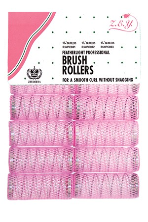 "[#9690] Wire Mesh Roller (1 1/8"") -pink"