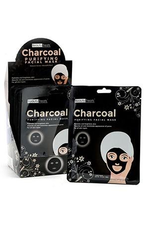 [BTS223-box#69] Charcoal Purifying Facial Mask [24/DP]