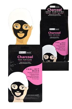 [BTS224-box#70] Peel-Off Charcoal Facial Mask [24/DP]