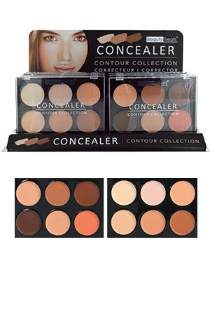 [BTS377-box#66] Beauty Treats Concealer Collection [12/DP]