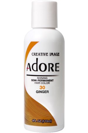 [Adore-box#1] Semi Permanent Hair Color (4 oz)- #30 Ginger