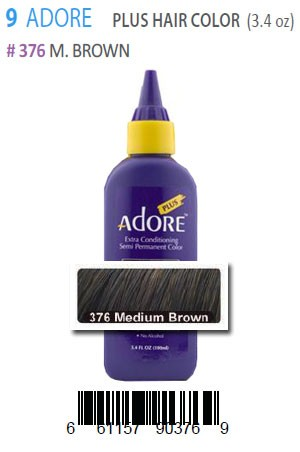 [Adore-box#9] Plus Hair Color #376 M.Brown