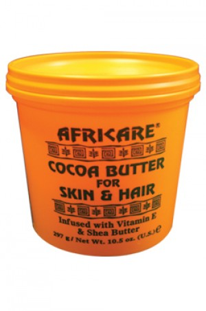 [Africare-box#1] Cocoa Butter for Skin & Hair (10.5 oz)