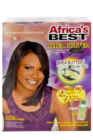 [Africa's Best-box#122] Relaxer System - Value Super