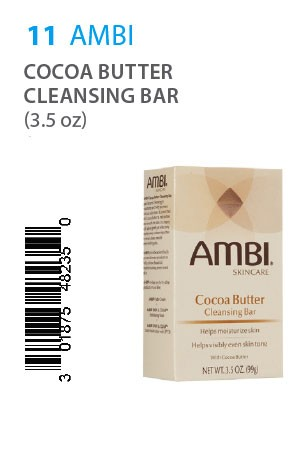 [Ambi-box#11] Cocoa Butter Cleansing Bar(3.5oz)