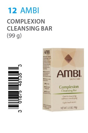 [Ambi-box#12] Complexion Cleansing Bar(3.5oz)