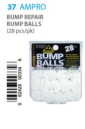 "[Ampro-box#37] Bump Repair ""Bump Balls"" Applicators [28pcs/pk]"