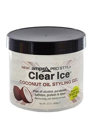 [Ampro-box#48]  Clear Ice Coconut Gel (32 oz)