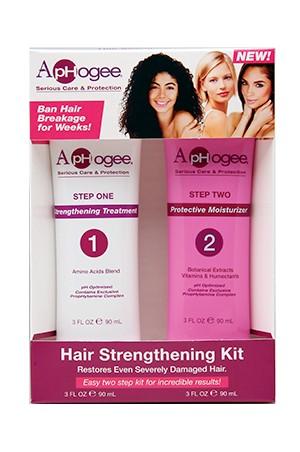 [Aphogee-box#28] Hair Strengthening Kit for Repair Damaged Hair