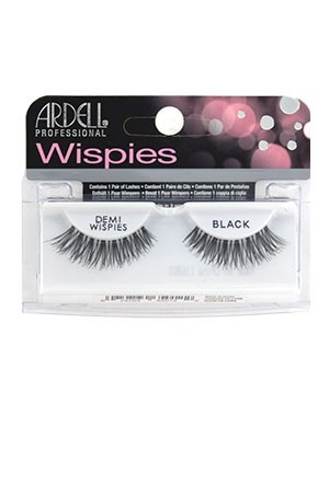 [Ardell] Wispies Eyelashes #Demi Wispies (Black)