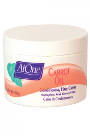 [At One-box#1] Carrot Oil Conditioning Hair Creme (5.5 oz)