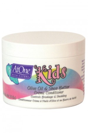 [At One-box#2] Kids Olive Oil & Shea Butter Creme (5.5 oz)