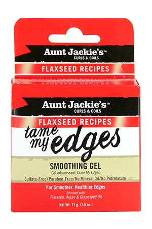 [Aunt Jackie's-box#16] Flaxseed Smoothing Gel(2.5oz)