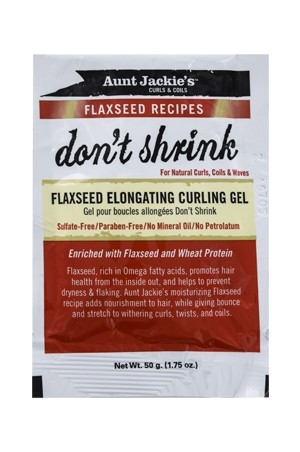 [Aunt Jackie's-box#30] Don't Shrink Gel (1.75oz/12pc/ds)