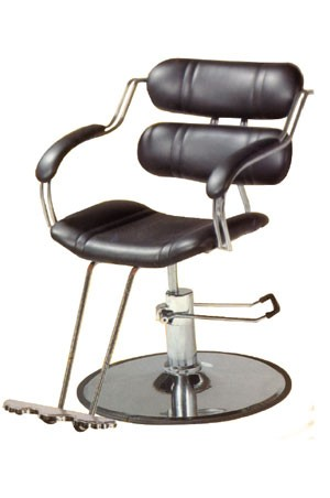SALON CHAIR B08 Black