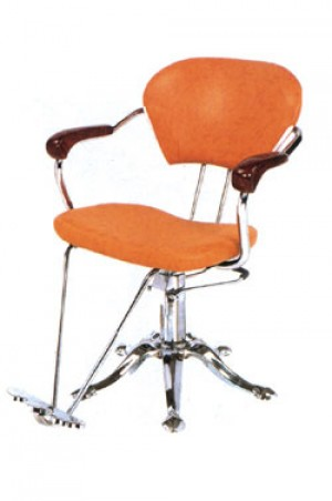 SALON CHAIR B823 Red
