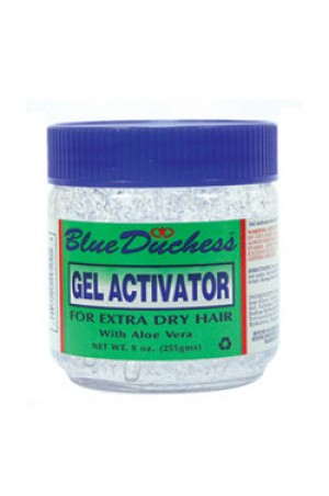 [Blue Duchess-box#7] Gel Activator for Extra Dry Hair (7 oz)