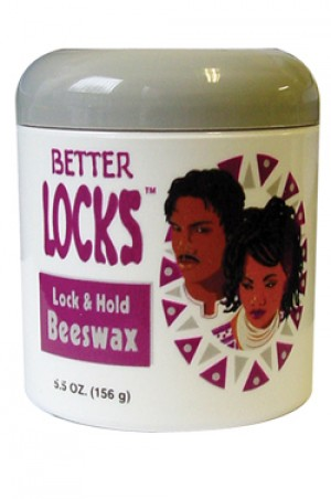 [Better Locks-box#1] Lock & Hold Beeswax (5.5 oz)