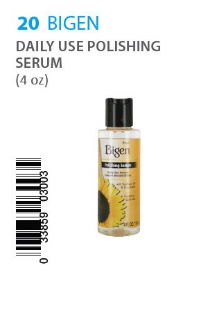 [Bigen-box#20] Daily Use Polishing Serum (4 oz)
