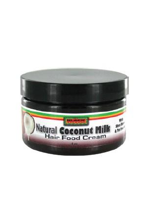 [Black Thang-box#6] Natural Coconut Milk Hair Food Creme (4oz)