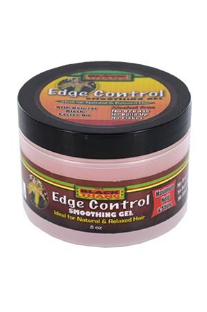 [Black Thang-box#9] Edge Control Smoothing Gel [Max Hold] (8oz)