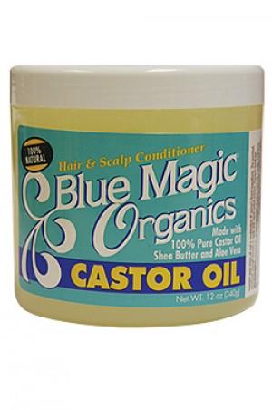 [Blue Magic-box#3] Castor Oil (12 oz)