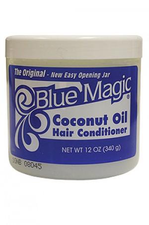 [Blue Magic-box#10] Coconut Oil Hair Conditioner (12 oz)
