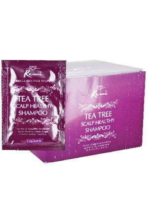 [Bobos Remi-box#18] Tea tree Scalp Healthy Shampoo (0.42oz X 50pcs)