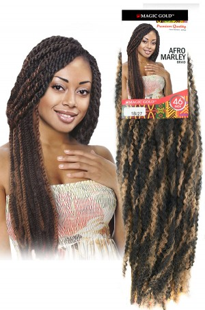 """46"""" Afro Marley Braid"""