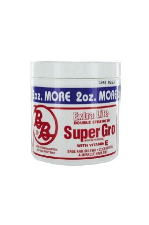 [Bronner Bros-box#1] Super Gro Extra Lite (6oz)