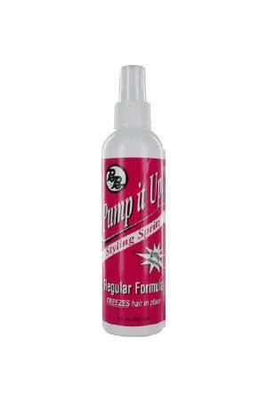 [Bronner Bros-box#4] Pump It Up Styling Spritz Regular (8oz)
