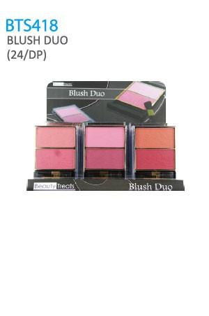 [BTS418-box#34] Beauty Treats Blush Duo [24/DP]