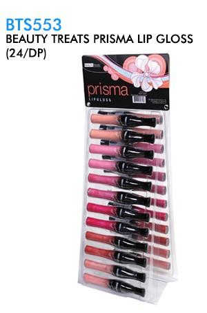 [BTS553-box#51] Beauty Treats Prisma Lip Gloss [24/DP]