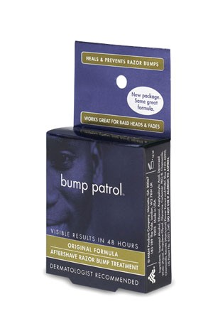 [Bump Patrol-box#5] AfterShave Razor Bump Treatment (0.5 oz)
