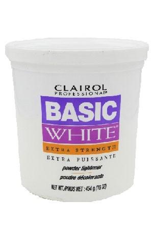 [Clairol-box#19] Lightening Powder Tub (16 oz)