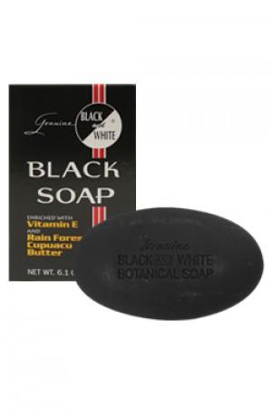 [Black & White-box#7] Black Soap (6.1 oz)