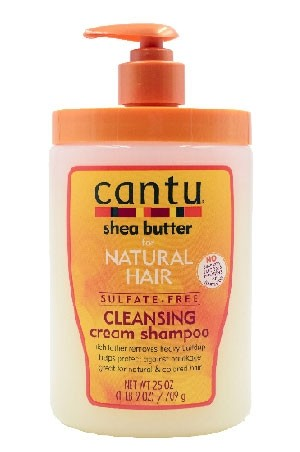 [Cantu-box#63] Surfate-Free Shampoo (25 oz)