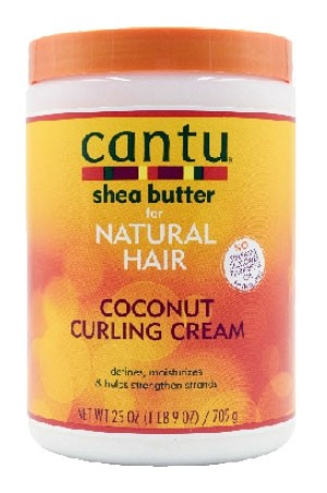 [Cantu-box#62] Coconut Curling Cream (25 oz)