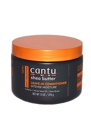 [Cantu-box#39] Men's Shea Butter Leave-In Conditioner (13oz)