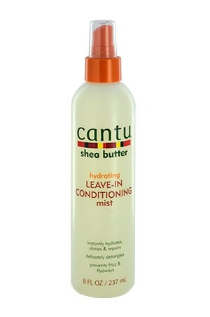[Cantu-box#46] Shea Butter Leave In Conditioner Mist (8 oz)