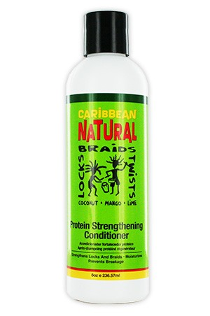 [Caribbean Natural-box#2] Caribbean Protein Strengthening Conditioner (8oz)